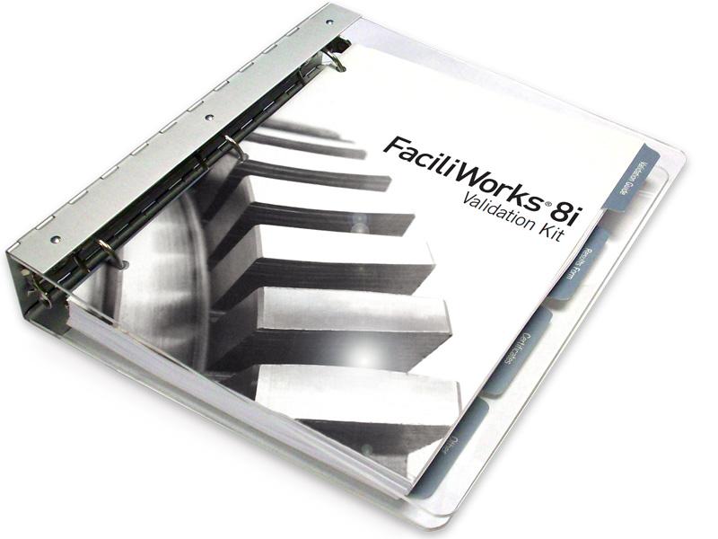 FaciliWorks CMMS Validation Kit