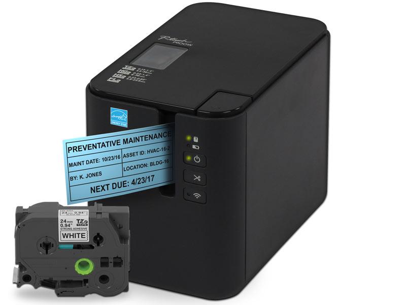 FaciliWorks CMMS Maintenance Label Kit
